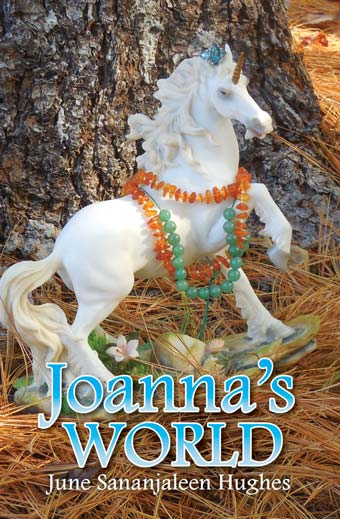 June Hughes' book for children, Joanna's World, a story of beloved animal companions