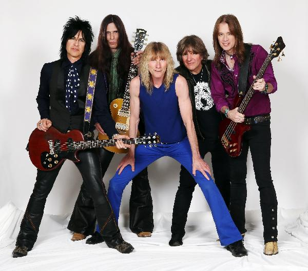 KIX in Concert @ Tally Ho 8:30