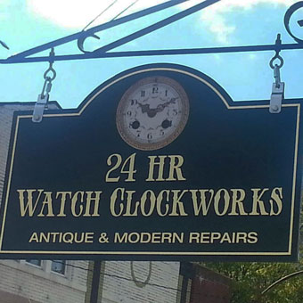 24 Hour Watch & Clockworks